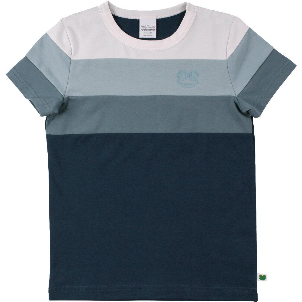 Image of Freds world Alfa Block s/s T-Shirt - 019411006 (00a20ff6-170c-493f-989f-6968c45451d6)