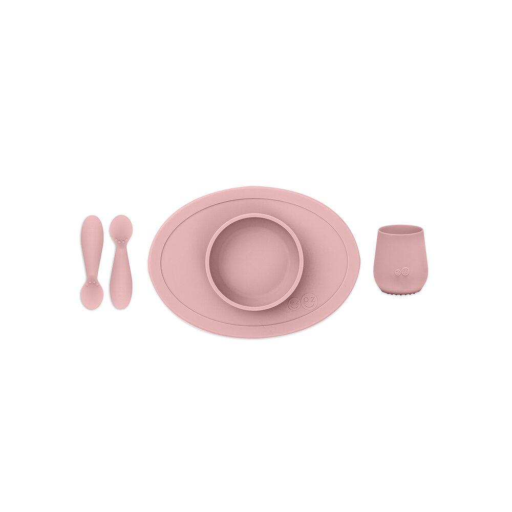 Image of EZPZ First Foods Set - Rosa (173c0fa4-c44f-46b2-b5a7-65a7edfeb992)