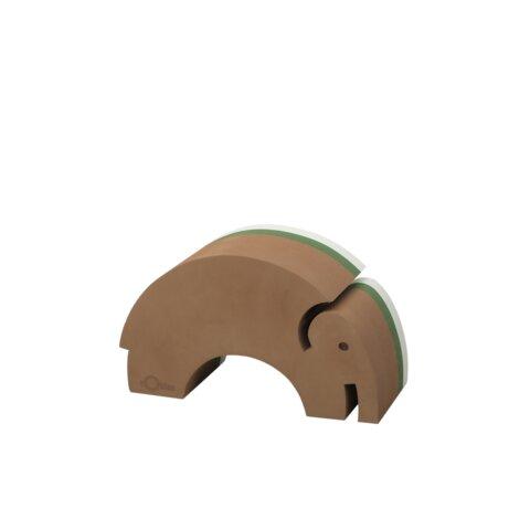 Petit Elefant, grøn