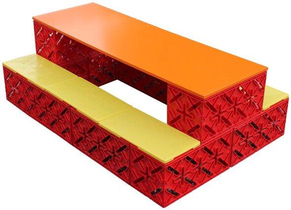 X Block X-table