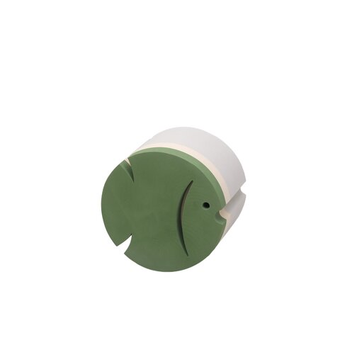 Petit Fisk, Grøn