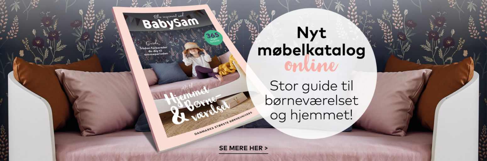 møbel katalog  BabySam