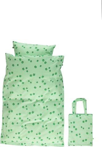 Baby Sengesæt - Pistache Green