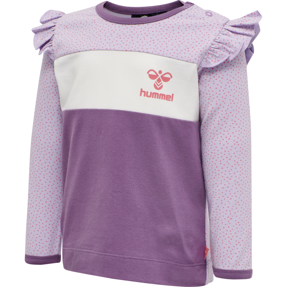 Image of hummel Vera t-shirt l/s - 3507 (3bd30cc7-089c-46a7-a9ca-cfb6d5041239)