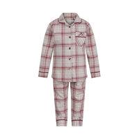 Pyjamas sæt Y/D Check - 4200
