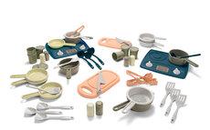 BIO Køkkensæt 52 dele