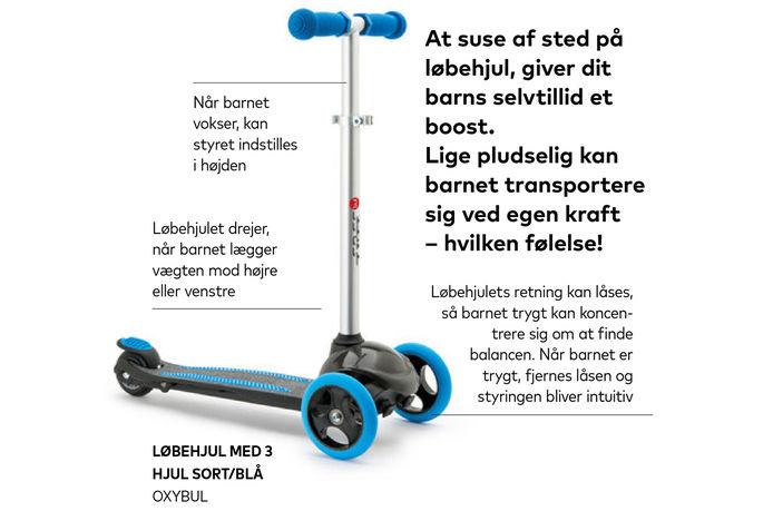 Oxybul løbehjul