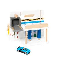 Bærbar tankstation