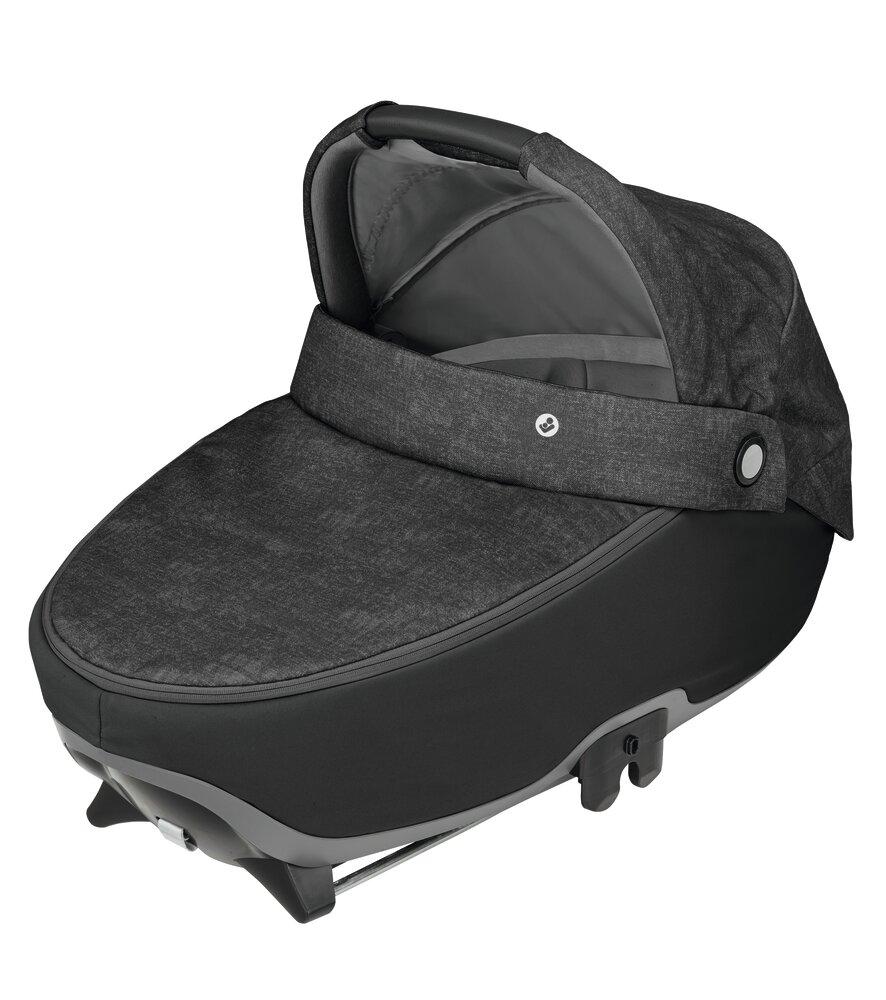 Image of Maxi-Cosi Jade carrycot, Nomad black (8cb3fb5a-eea4-455c-a1bb-996b4abff760)