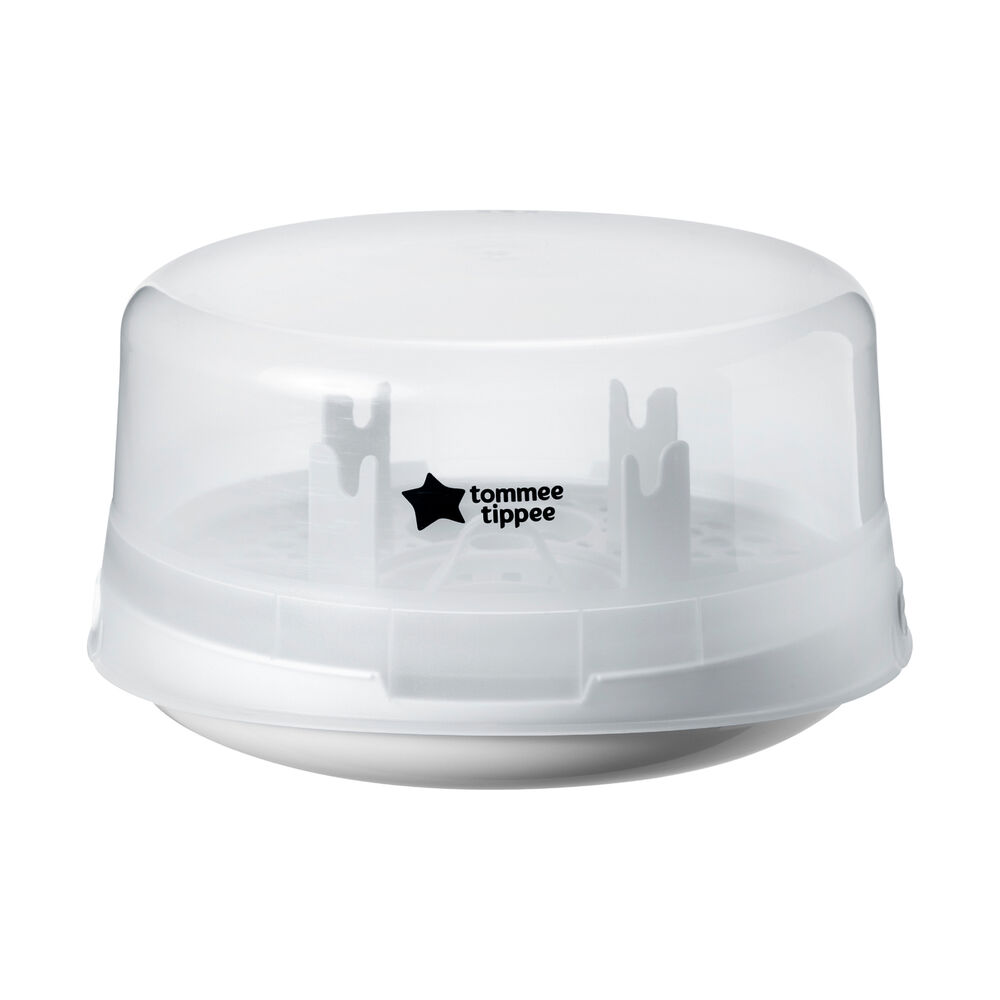 Image of Tommee Tippee Microovns damp steriliser (af828e7a-f91c-4637-a76b-e9ffc598938b)