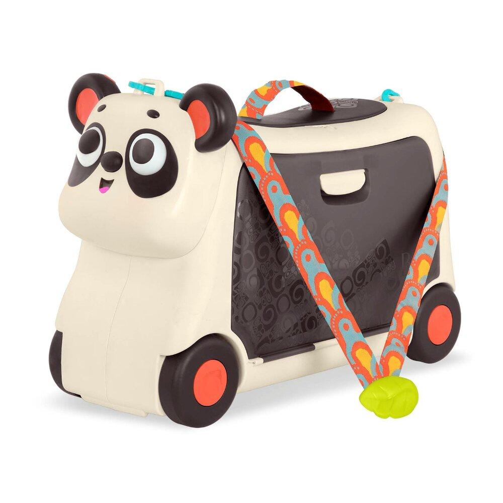 Image of B Toys Land of B, kuffert Panda (232963ea-14d7-4508-b2f6-3de520e472be)