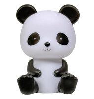 Natlampe Panda Med Timer