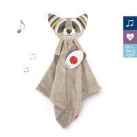 Robin vaskebjørn, nusseklud med musik