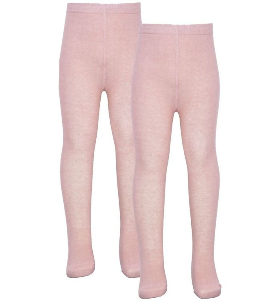 Melton Numb 2-pack Tights-Single col - 507