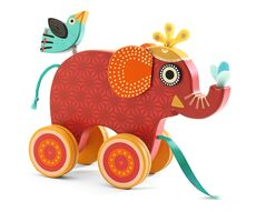 Trækelefant – Indy