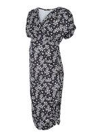Tammi L/S kjole - BLACK