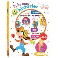 Disney baby - Boks med historier (6 minibøger)