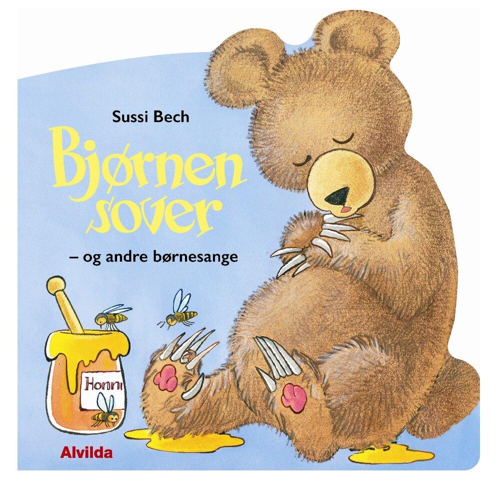 Image of Alvilda Bjørnen sover - og andre børnesange (e0b03211-4afe-4e93-abc7-951e2bb576b7)