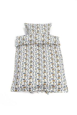 Baby sengetøj m. biler