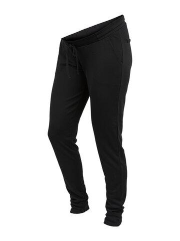 Avilda jersey bukser - BLACK