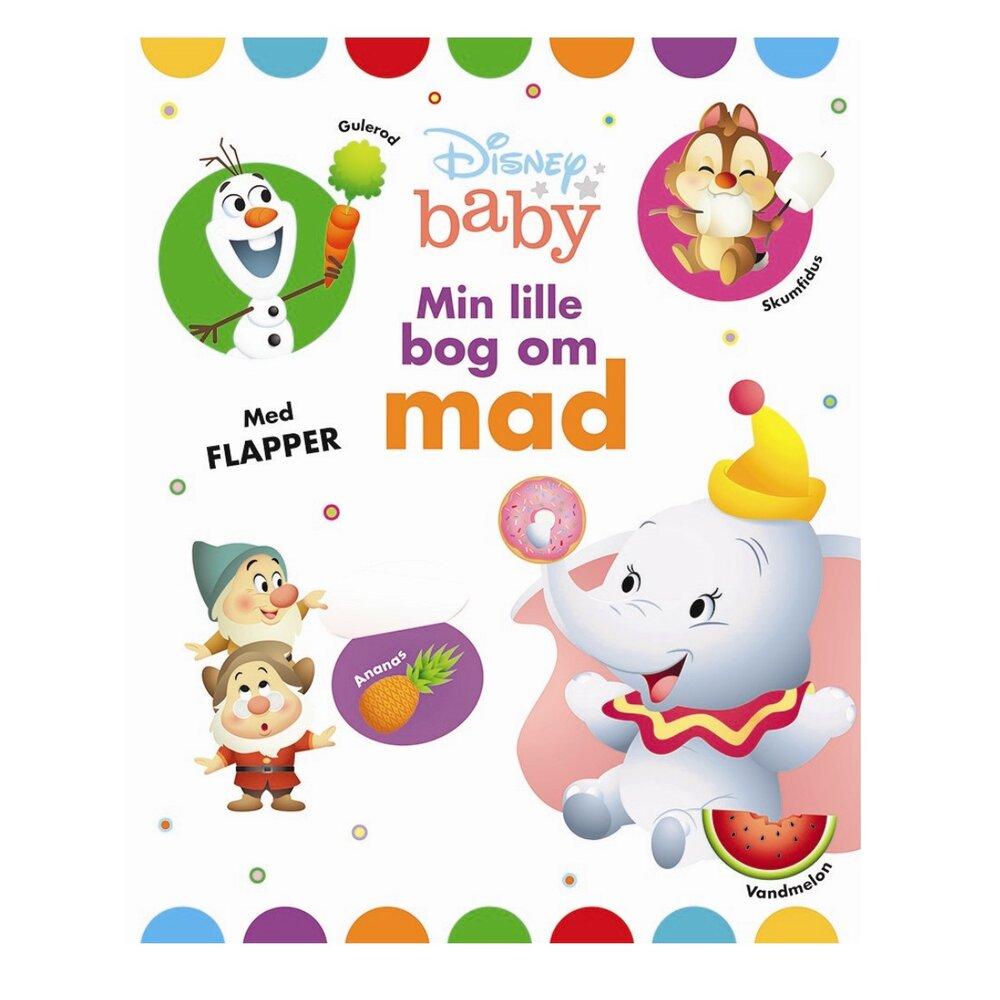 Image of Karrusel Disney baby - Min lille bog om mad (c0701e49-c4a0-4fb5-80eb-1916a4617103)