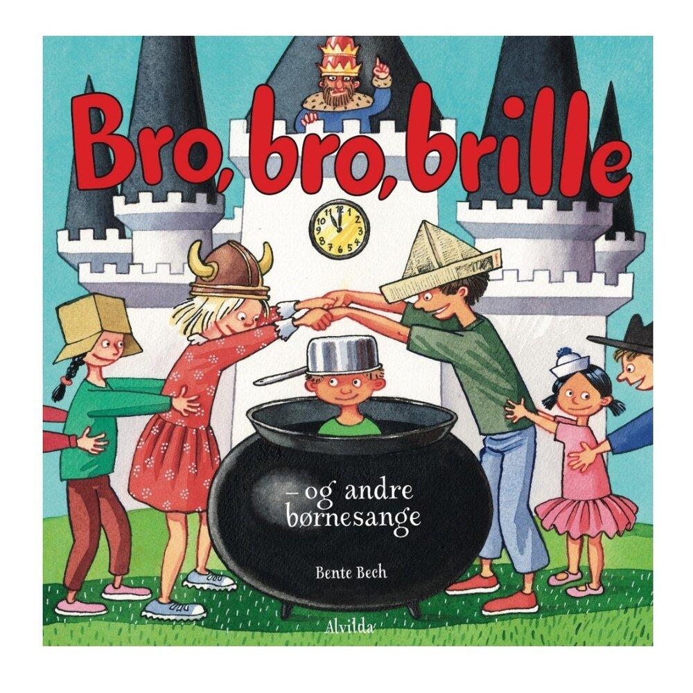 Image of Alvilda Bro, bro brille - og andre børnesange (fcee593a-aae4-4468-9a81-b2b7950fb959)