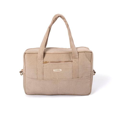 Mommy bag - fløjl, Doeskin