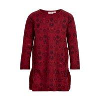 Winter light jersey kjole - 465