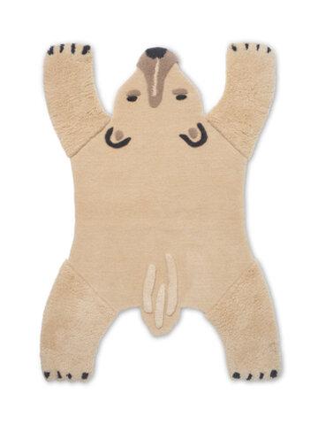 Tufted tæppe - Isbjørn