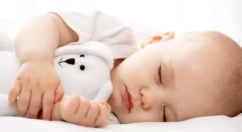 overnatning ude for baby