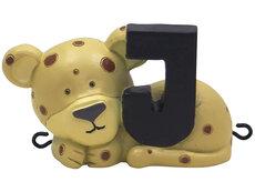 J bogstav med jaguar til navnetog