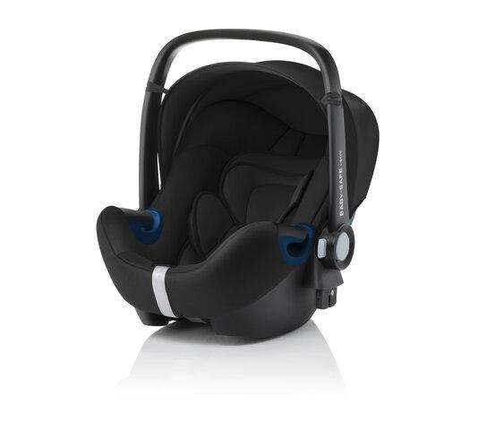 Baby-Safe2 I-Size babyautostol, Cosmos black