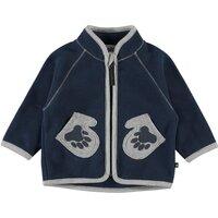 Uni fleece jakke - 2483