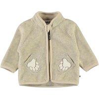 Uni fleece jakke - 8281