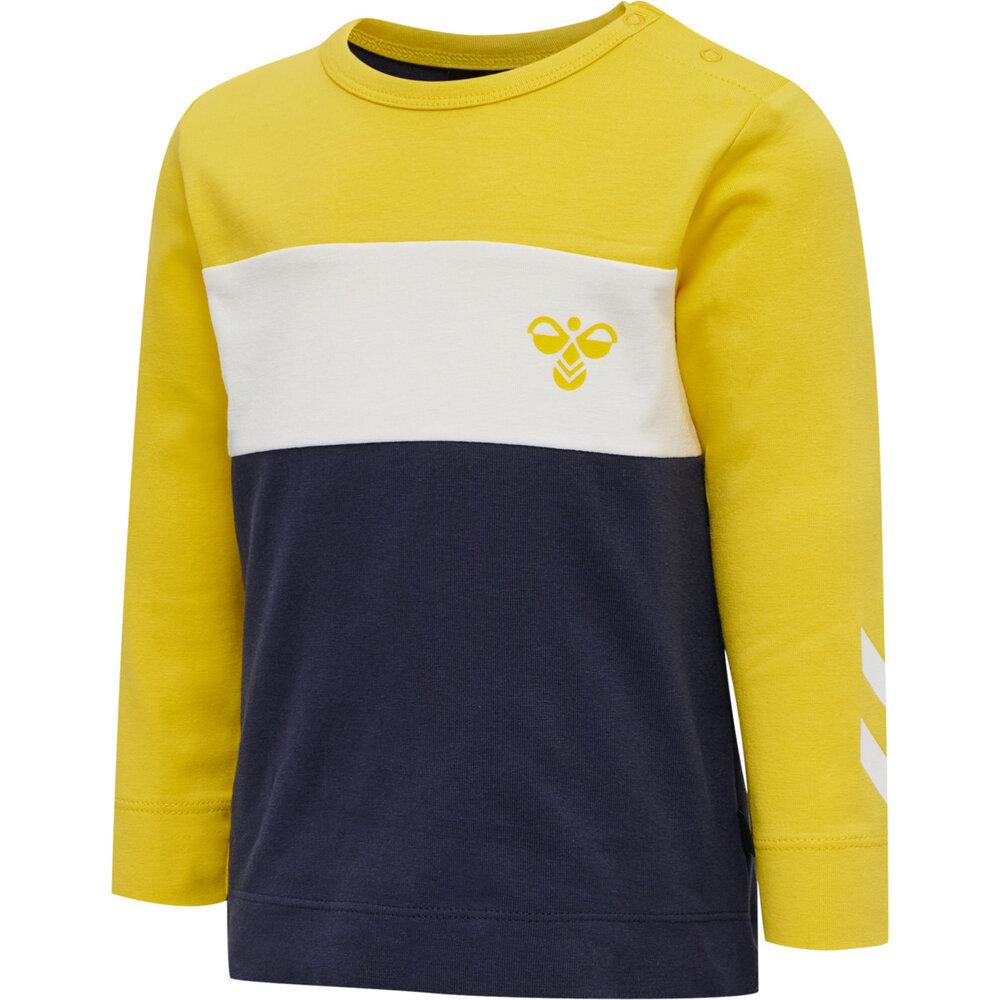 hummel Laurits t-shirt l/s - 5096