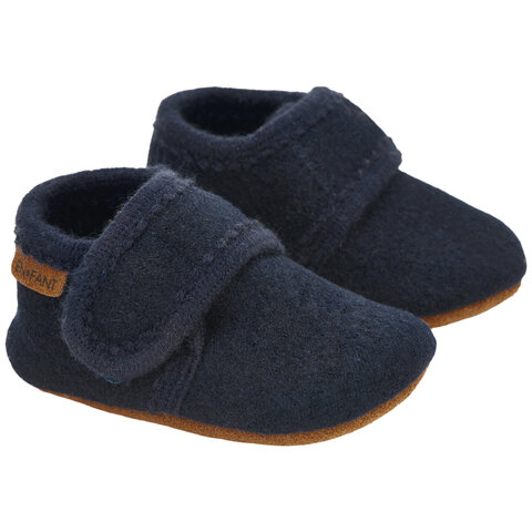 Baby wool slippers - 7790