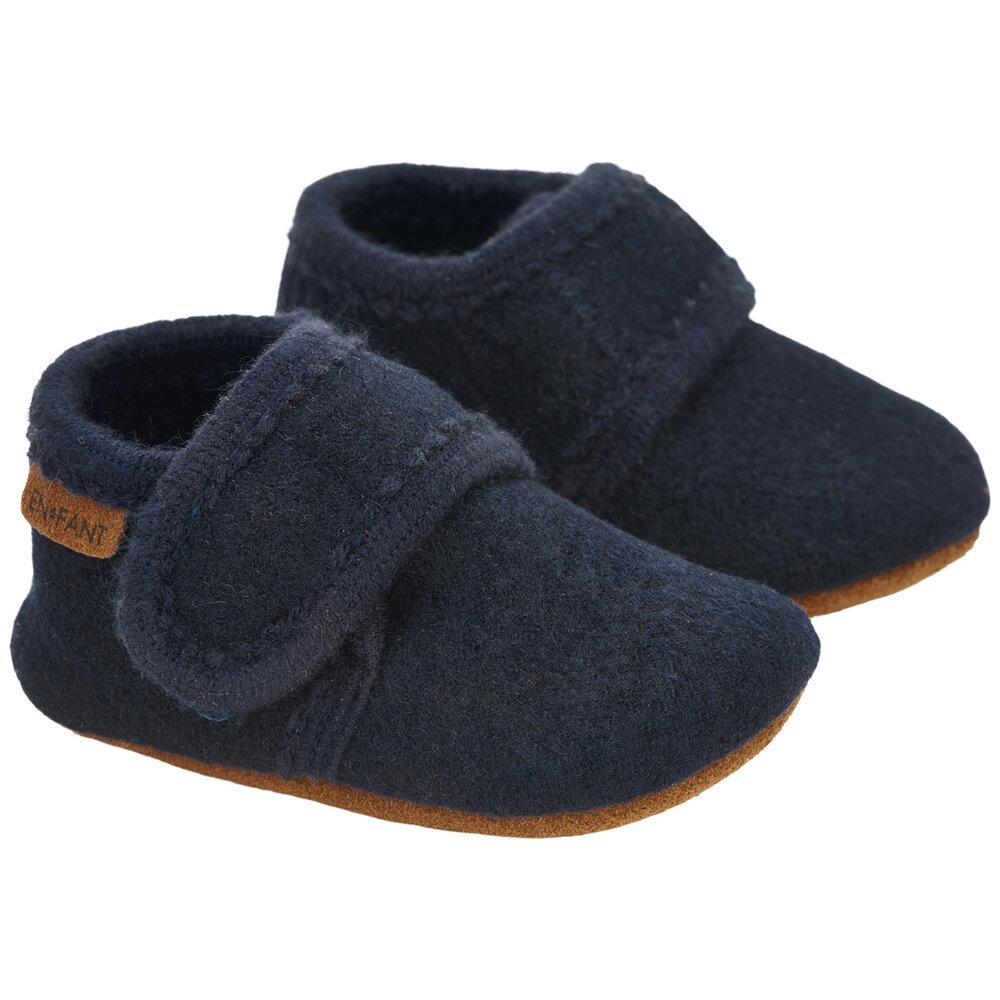 Image of En Fant Baby wool slippers - 7790 (cf5284d6-9a9d-4088-b211-8a53007e09a1)