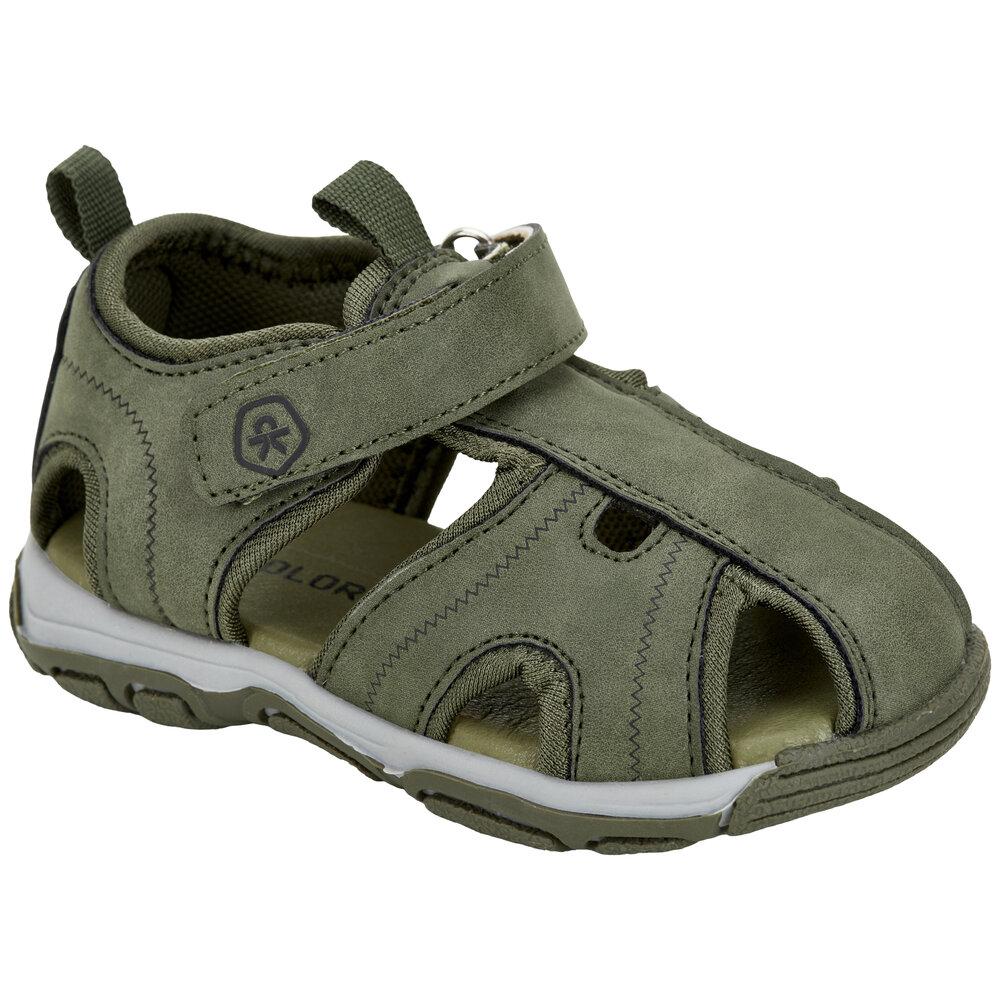 Image of Color Kids Baby sandaler m. veldro - 9153 (eea2398b-f7c0-4c95-9932-5784e21a5c0e)