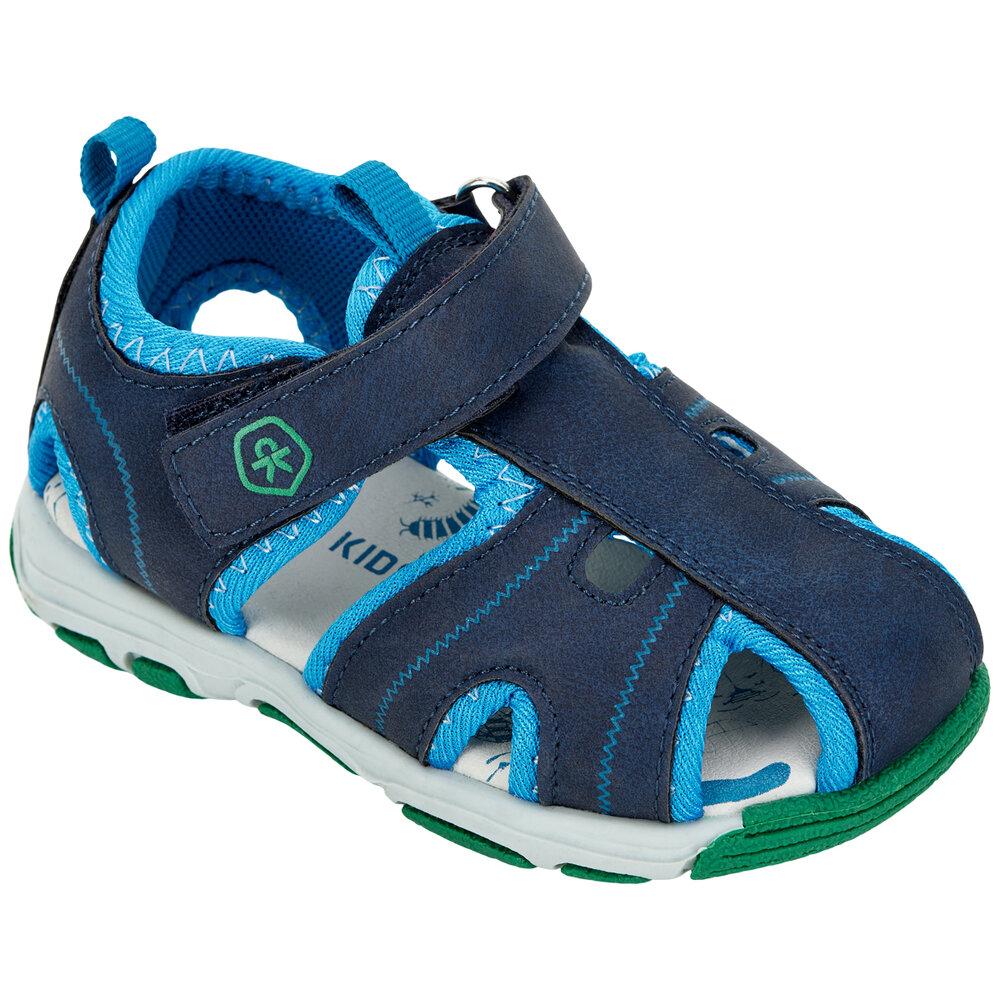 Image of Color Kids Baby sandaler m. veldro - 7721 (329d2de7-a407-44ef-af84-5c2ec77c6349)