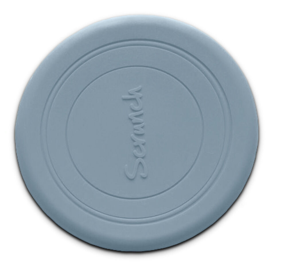 Image of Scrunch-Frisbee Lyseblå (b69f790c-8625-4777-9549-4b9ce56c37c6)