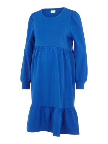 Carly L/S jersey kjole - CLASS.BLUE