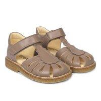 Sandal med justerbar velcrolukning - 1433