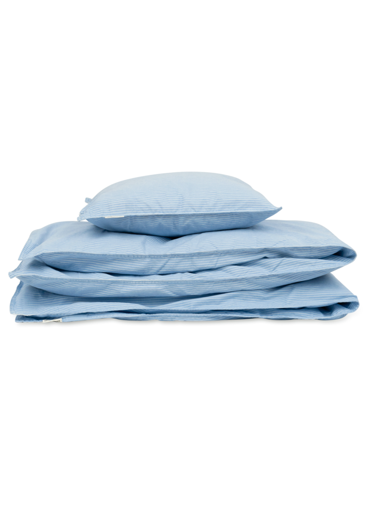 Image of Studio Feder Junior sengetøj - Shirt Stripe (48277b42-5d9a-4e45-ac30-c437216add23)