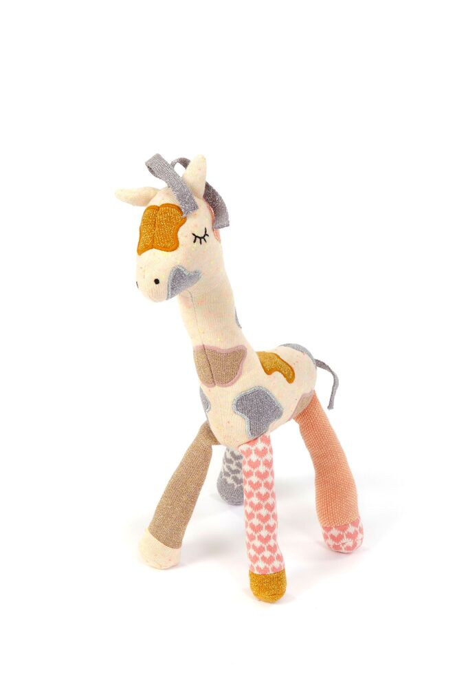 Image of Smallstuff Aktivitets giraf - peach/powder (9eb3ca0e-6a7d-4588-94a4-c41a82055f66)