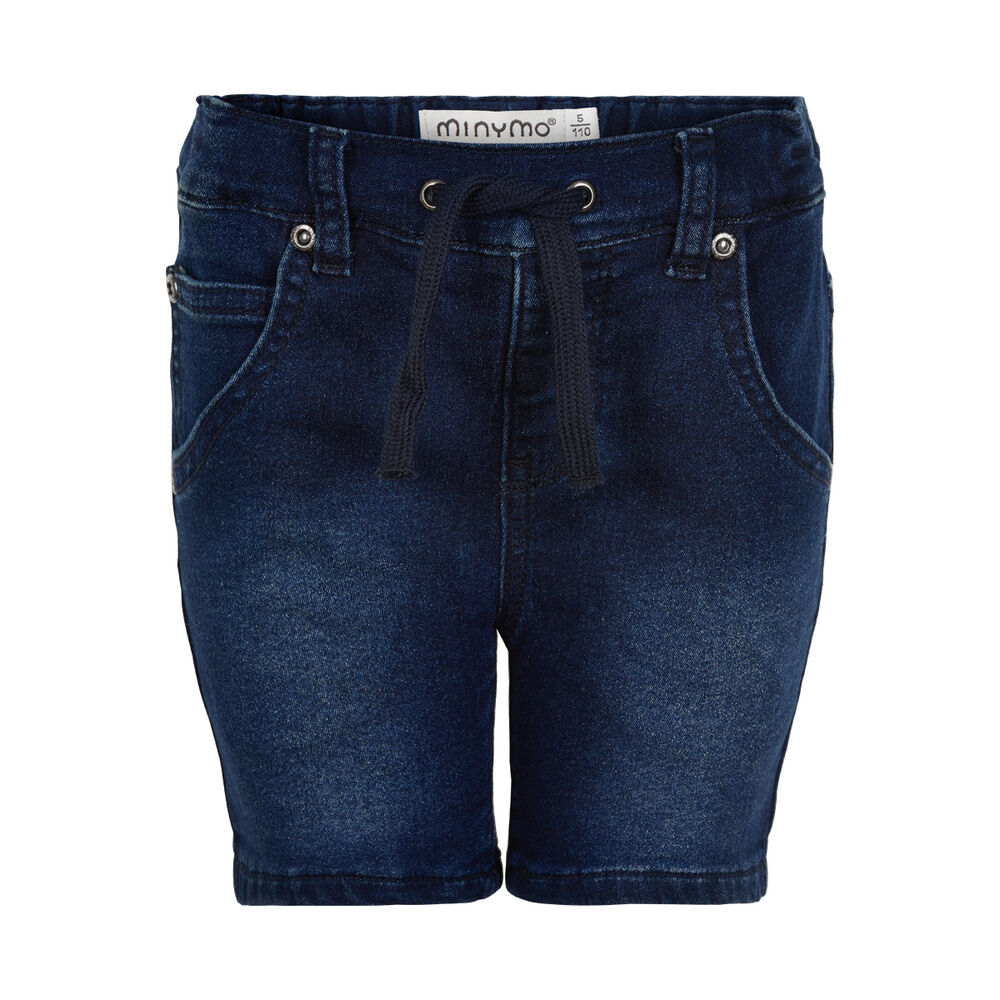 Minymo Shorts sweat denim - 7770