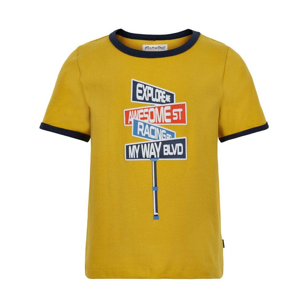 Minymo T-shirt SS - 3191