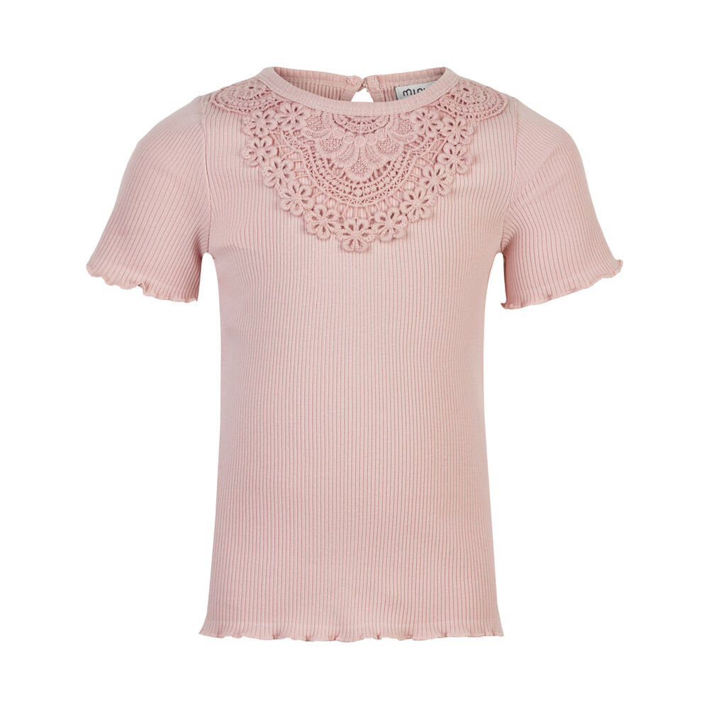Minymo T-Shirt SS rib - 5506