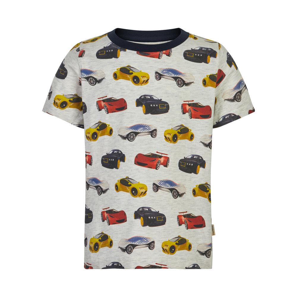 Minymo T-shirt SS AOP - 2055