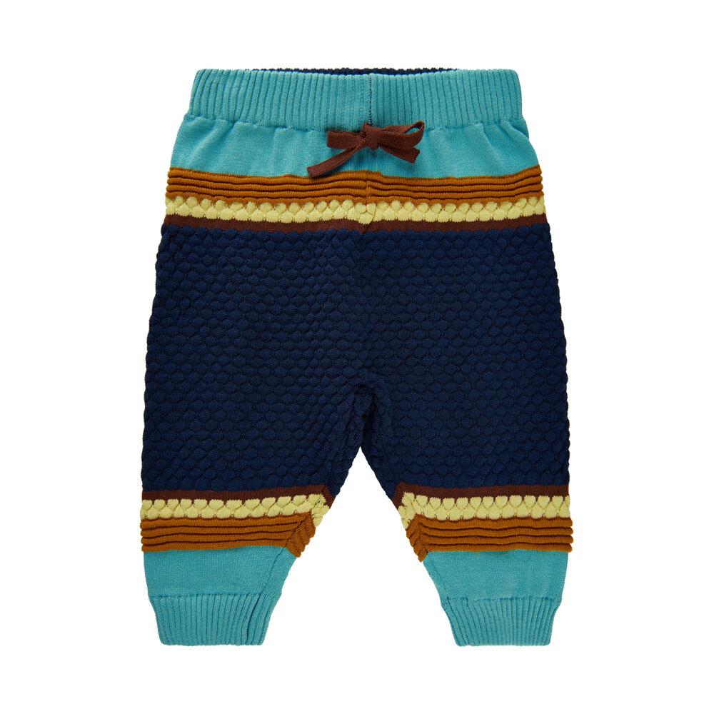 Noa Noa Miniature Organic stripe bukser - 841