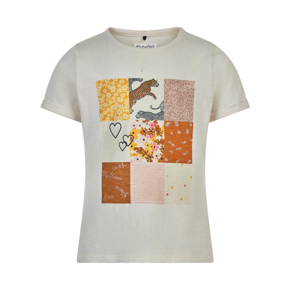 Minymo T-Shirt SS - 1202